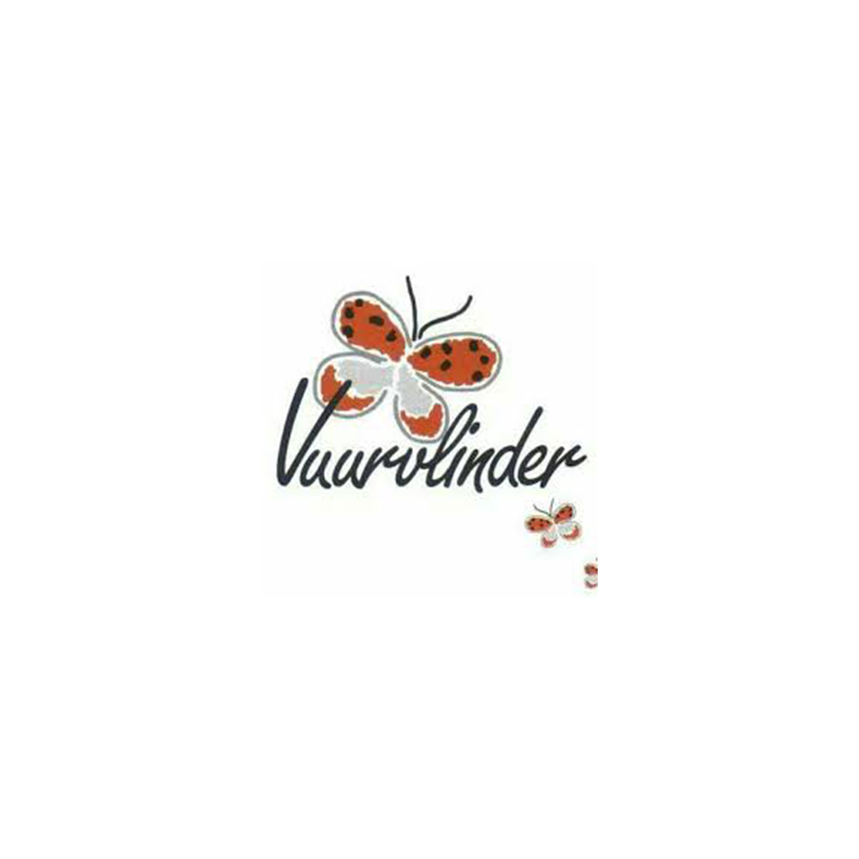 Logo basisschool Vuurvlinder