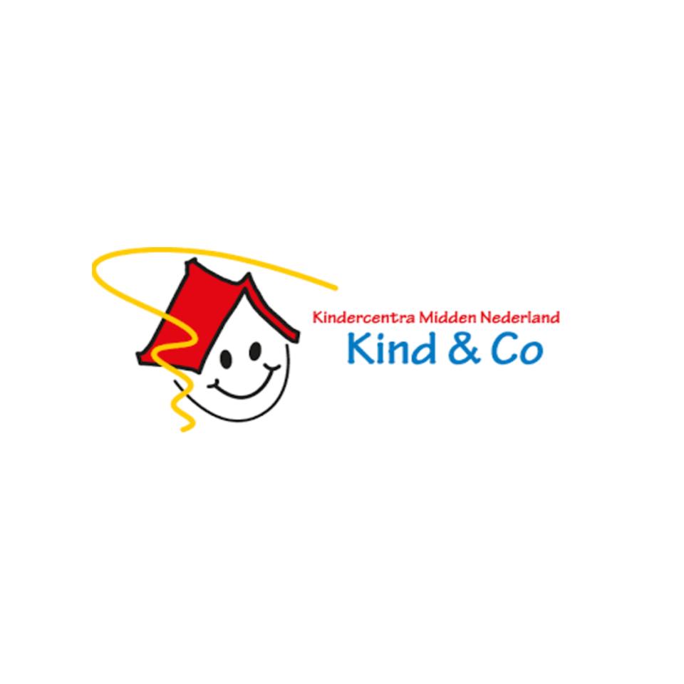 Logo kinderopvang Kind en Co